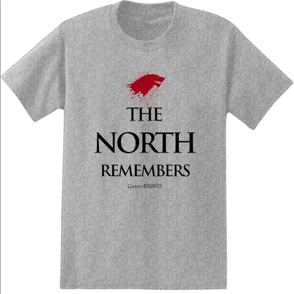 71dfda973 Game Of Thrones The North Remembers T-Shirt